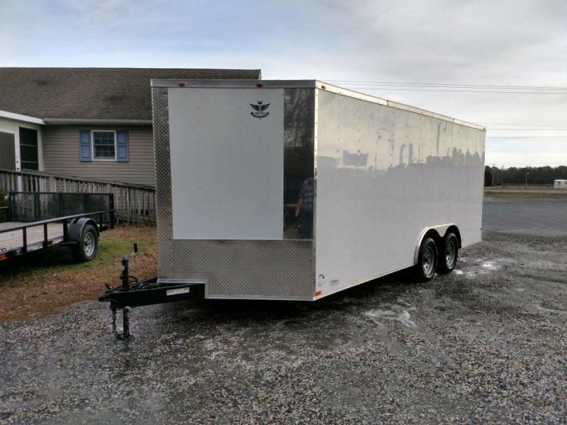 2019 Empire Cargo 8.5X18TA2 Enclosed Cargo Trailer