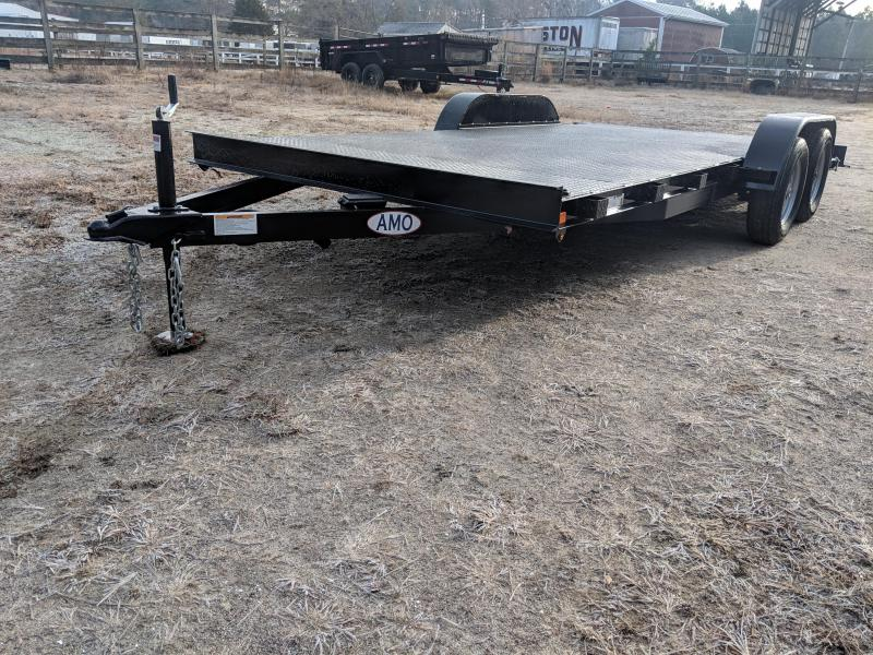 2020 American Manufacturing Operations (AMO) 18STCH Equipment Trailer
