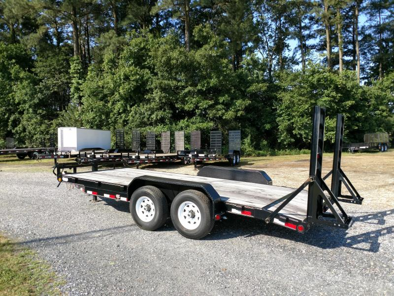 2020 PJ Trailers CC 18ft Equipment Trailer