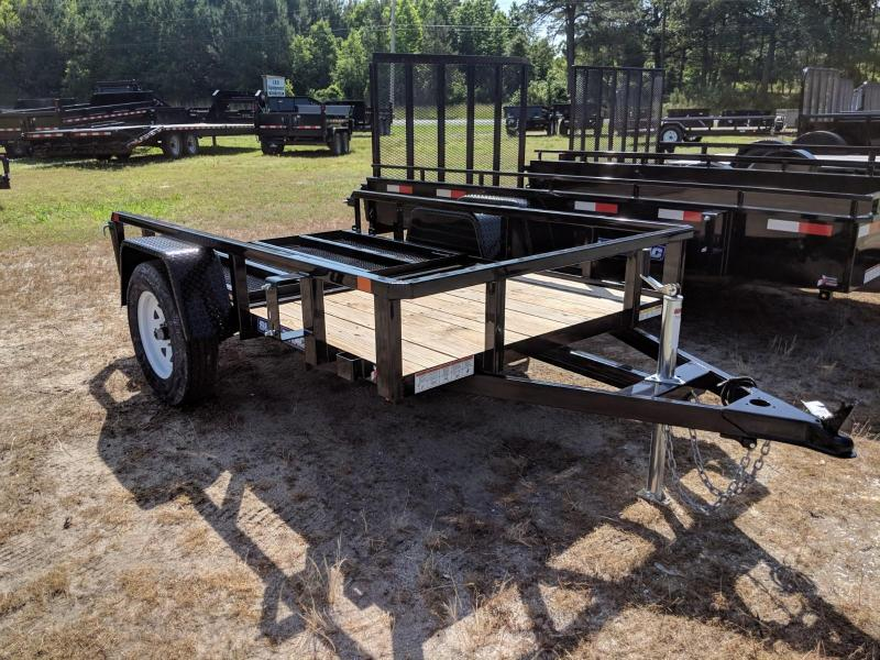 2019 Sure-Trac 5 X 8 Tube Top Utility 3K Idler