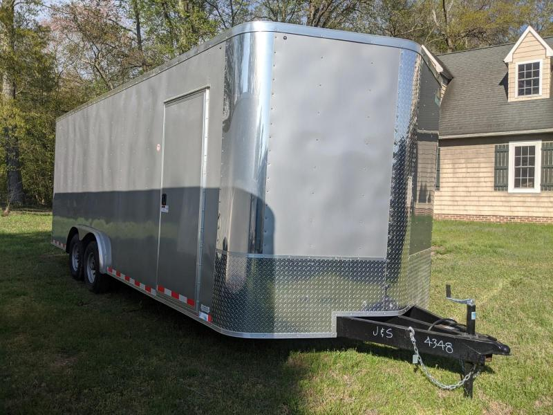 "2020 Arising 8.5x20 10k 6""up Enclosed Cargo Trailer"