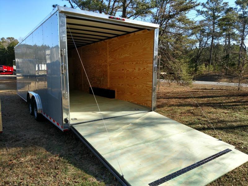 2020 Arising 8.5X24 Enclosed Cargo Trailer
