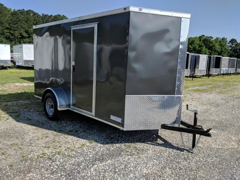 2020 Anvil 6X12 Enclosed Cargo Trailer