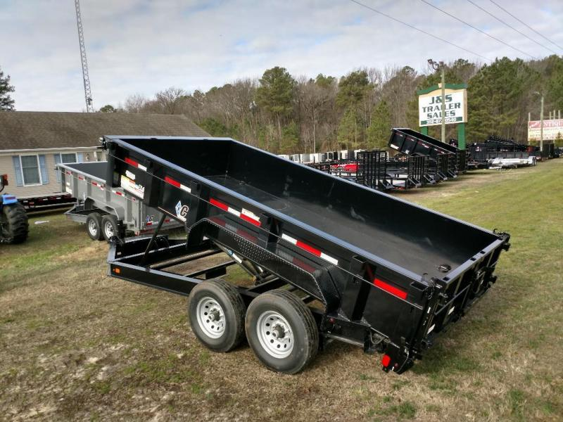 2019 Diamond C Trailers LPD Dump Trailer