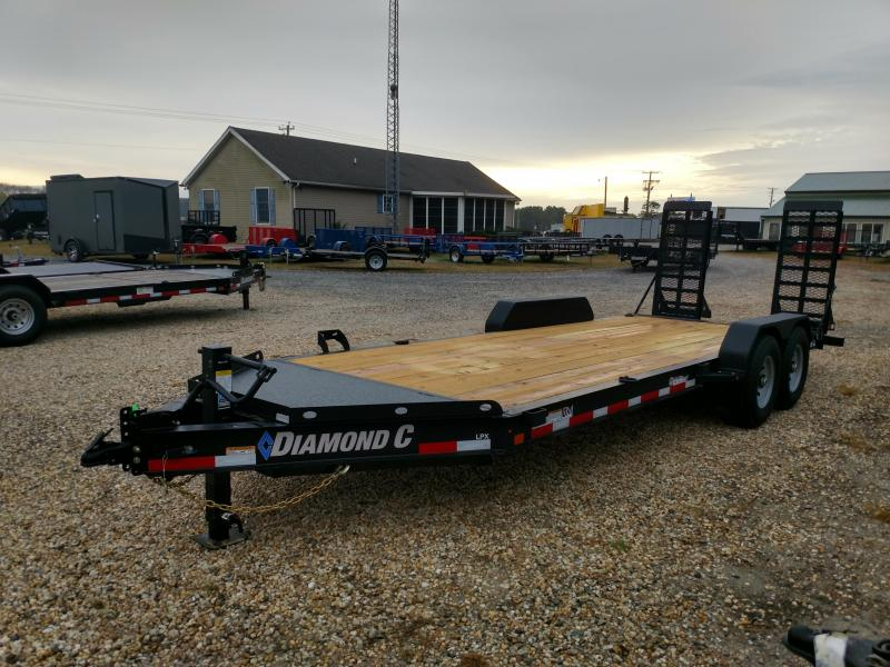 2020 Diamond C Trailers 20 LPX Equipment Trailer