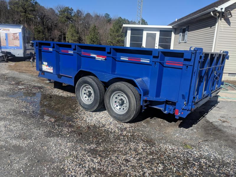 2020 Diamond C Trailers LPD Dump Trailer