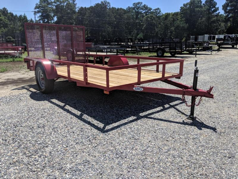 2020 American Manufacturing Operations (AMO) UT Utility Trailer