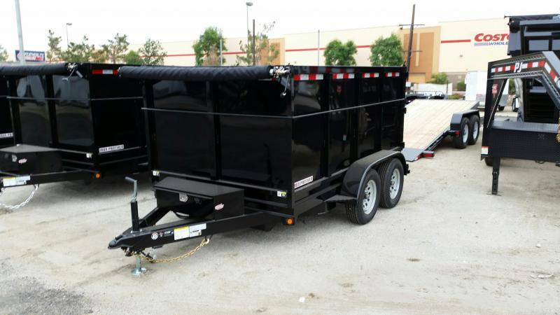 2020 Iron Panther DT260 Dump Trailer