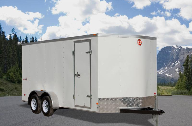 2020 Wells Cargo FT7162-LE Enclosed Cargo Trailer
