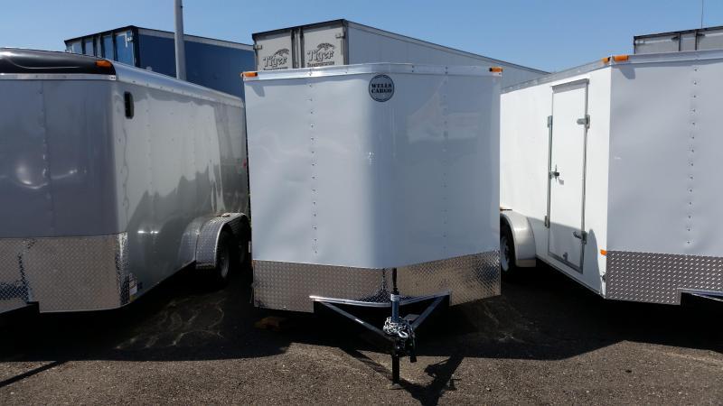 2020 Wells Cargo FT7162-LE Enclosed Cargo Trailer