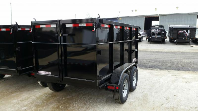 2020 Iron Panther DT291 Dump Trailer
