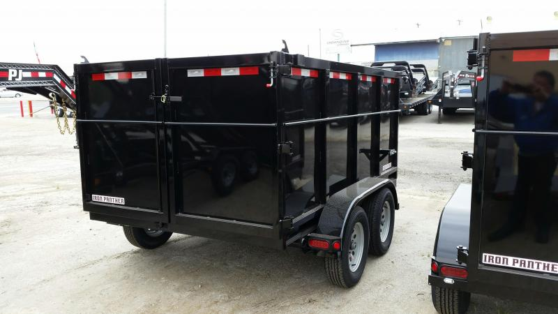 2020 Iron Panther DT257 Dump Trailer