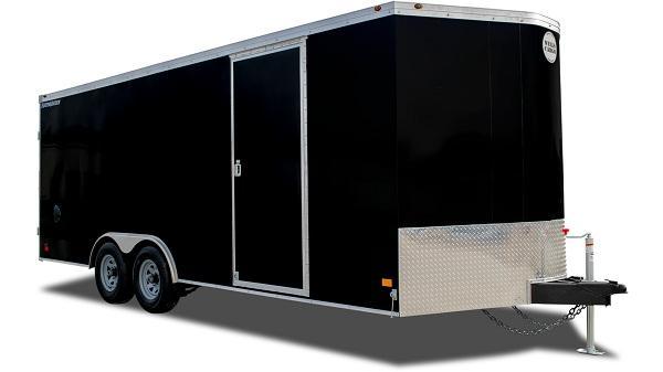2020 Wells Cargo RFV8524T3 Car / Racing Trailer