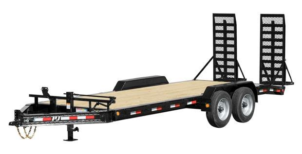 "2020 PJ Trailers 8"" Pro-Beam Equipment (H4) Equipment Trailer"