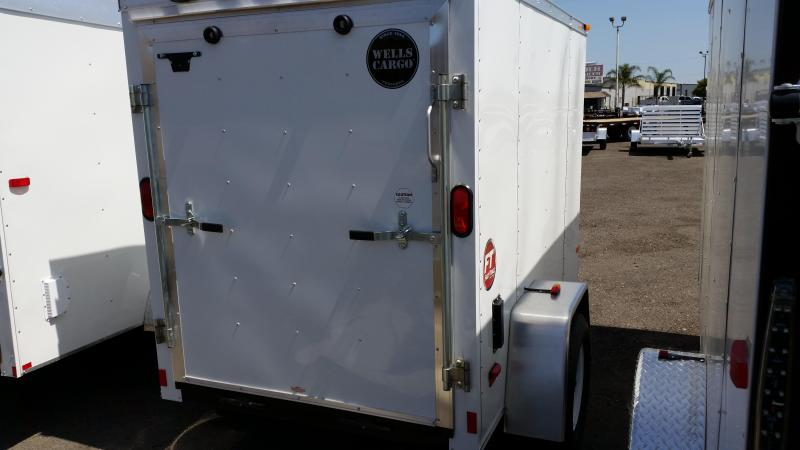 2020 Wells Cargo RFV5X81 Enclosed Cargo Trailer