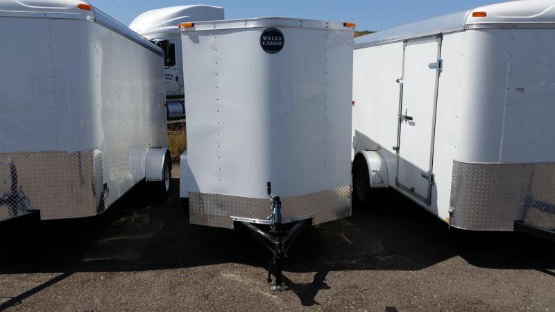 2020 Wells Cargo RFV5X81 Enclosed Cargo Trailer
