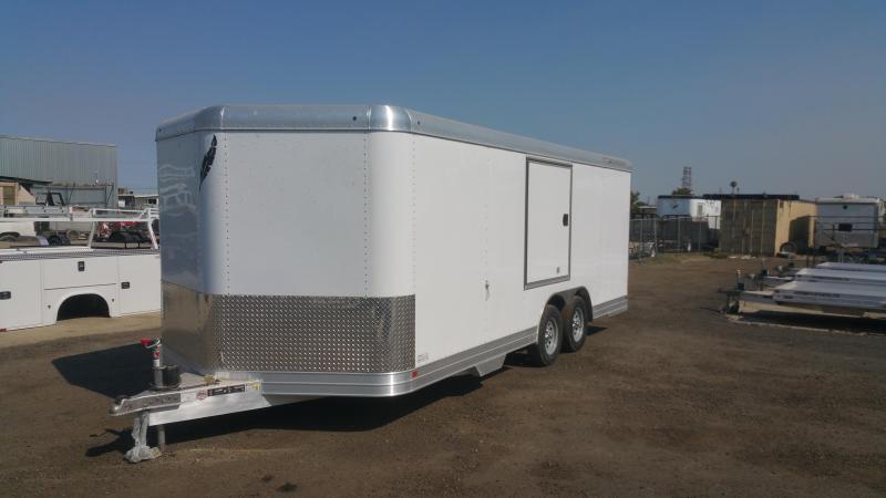 2019 Featherlite 4926 Enclosed Cargo Trailer/car