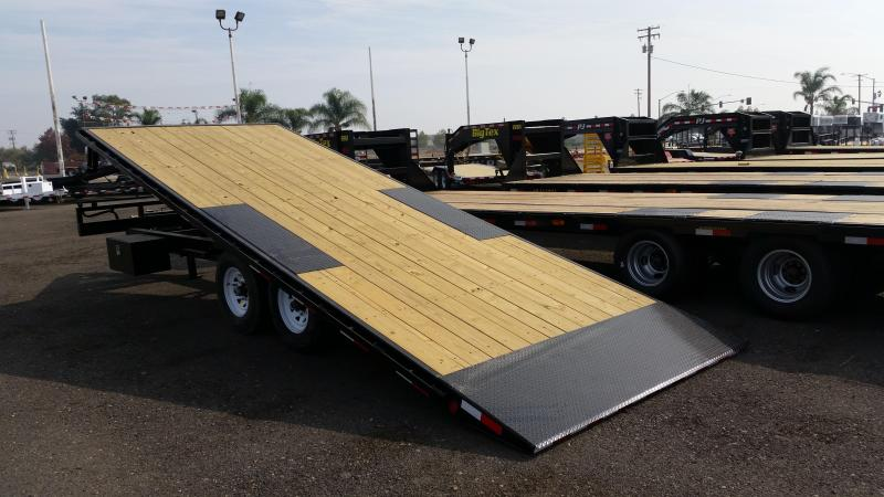 2020 PJ Trailers Deckover Tilt (T8) Car / Racing Trailer