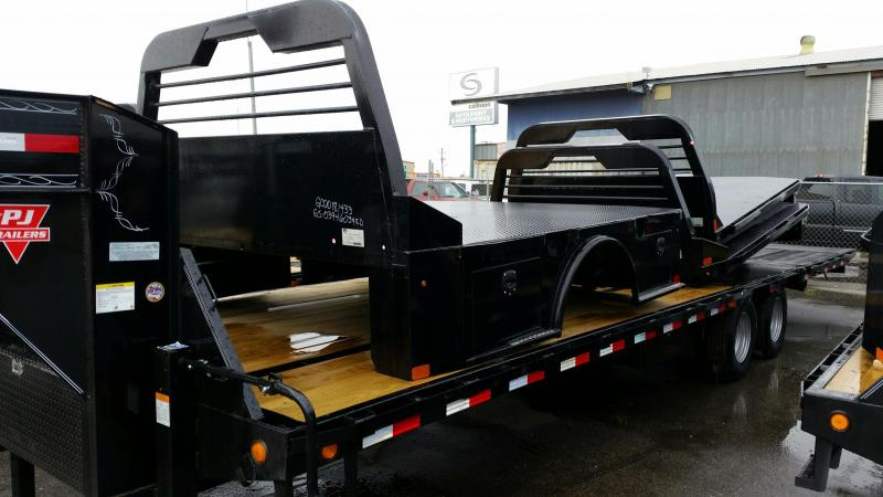 2017 PJ Trailers TB GS Truck Bed