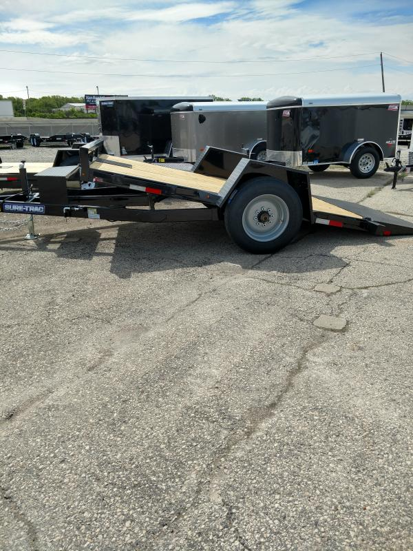 2019 Sure-Trac 78 x 12 Tilt Bed Equipment  10K