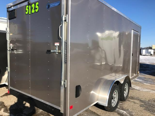 2020 Other Darkhorse Enclosed Cargo Trailer