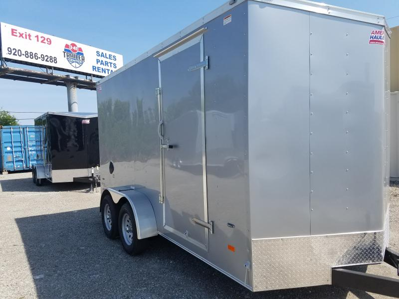 2019 7x14 American Hauler Industries Arrow Enclosed Cargo Trailer