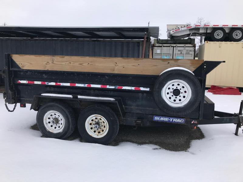 82x12 12KSure-Trac Dump Dump Trailer