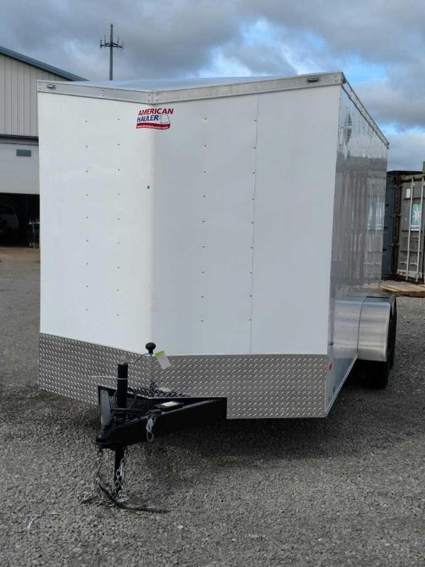 2019 American Hauler 7x16 Arrow Enclosed Cargo Trailer