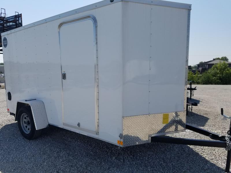 2018 Wells Cargo 6 x12 VG Enclosed Cargo Trailer