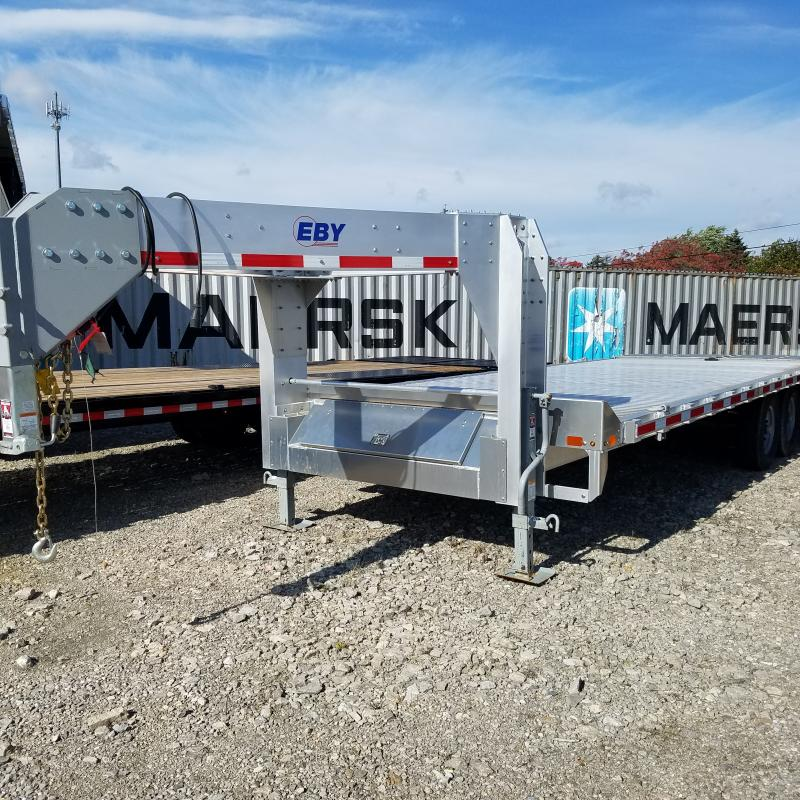 2019 Aluminum GN DO Equipment Equipment Trailer
