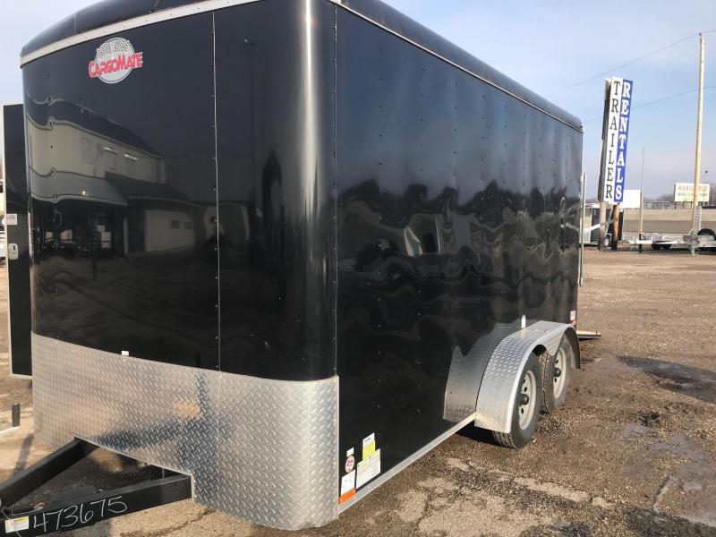 2019 Cargo Mate Blazer Enclosed Cargo Trailer