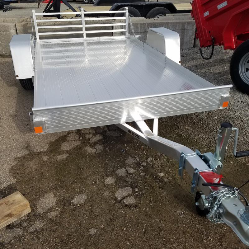 2020 Bear Track 5x10 Aluminum Utility Trailer