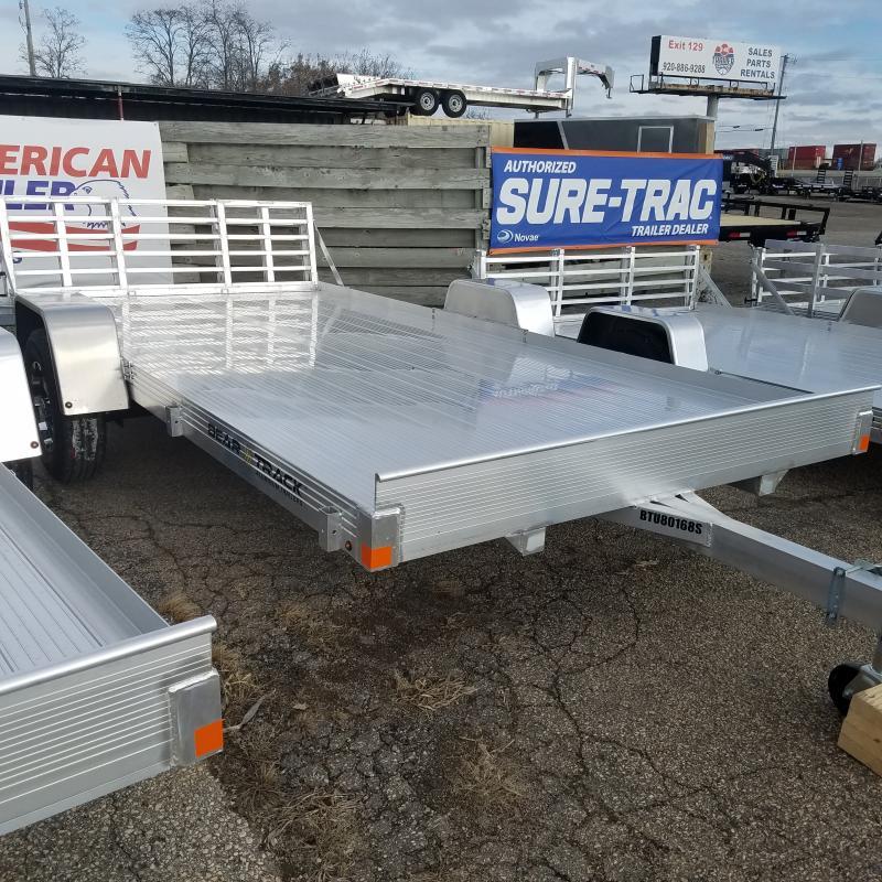 2020 Bear Track 6.5x14 Aluminum Utility Trailer