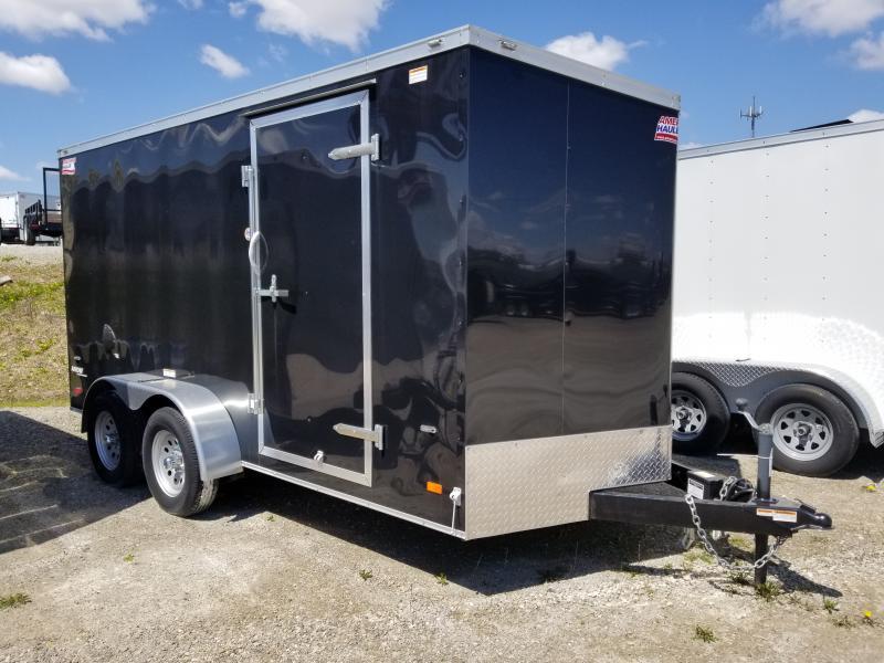 2019 American Hauler 7x14 Arrow Enclosed Cargo Trailer