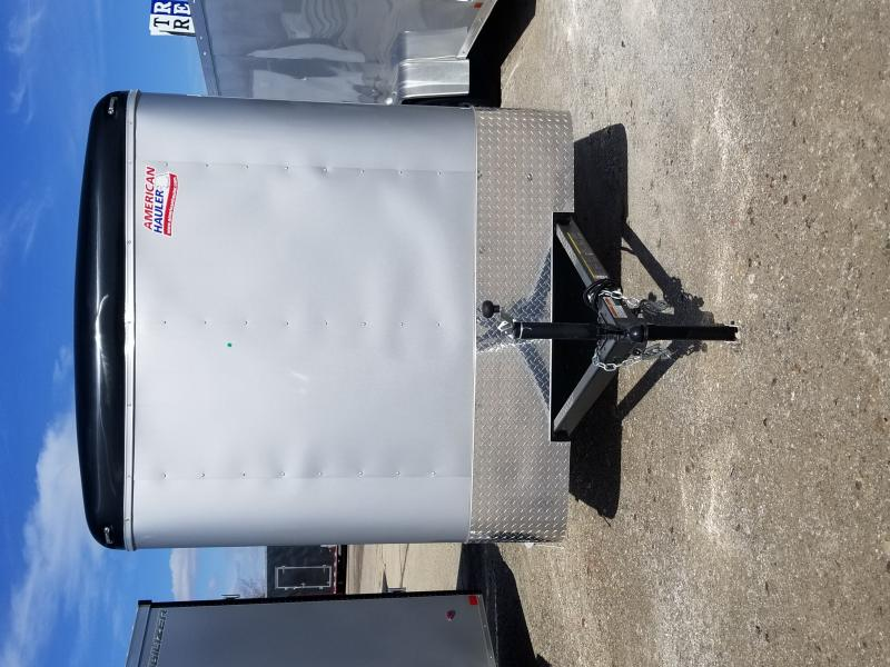 2019 American Hauler 6x10 Air Lite Enclosed Cargo Trailer