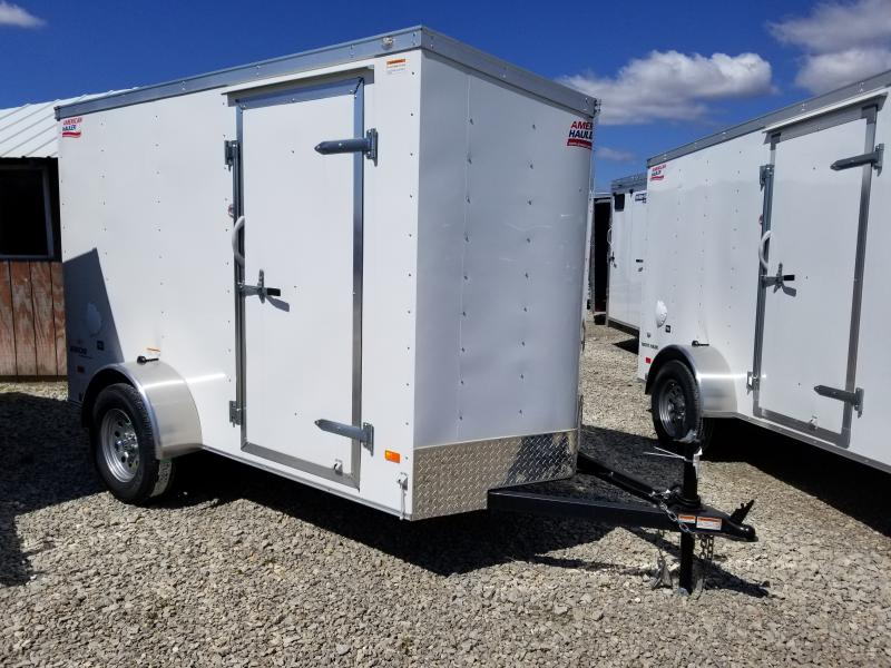 2018 American Hauler 5x10 Arrow Enclosed Cargo Trailer
