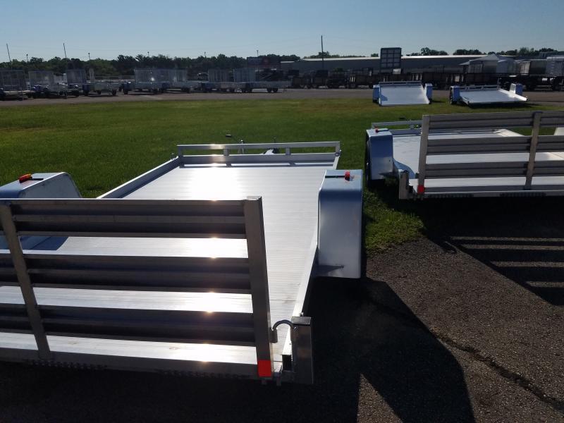 2017 Royal Cargo 6.5x12 Aluminum Utility Trailer