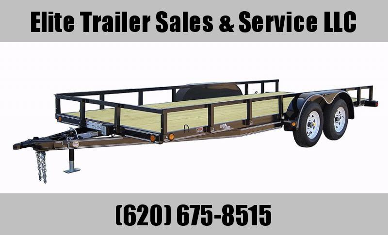 "2020 Load Trail 83"" X 14' Tandem Axle Utility Trailer"