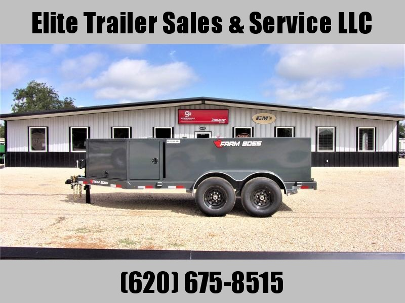 2020 Farm Boss FB990 Tank Trailer