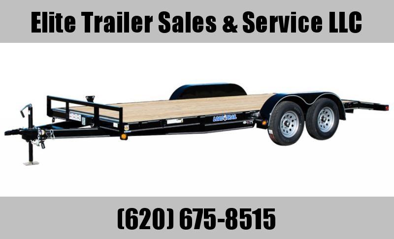 "2020 Load Trail  83"" x 20' Car Hauler Trailer"