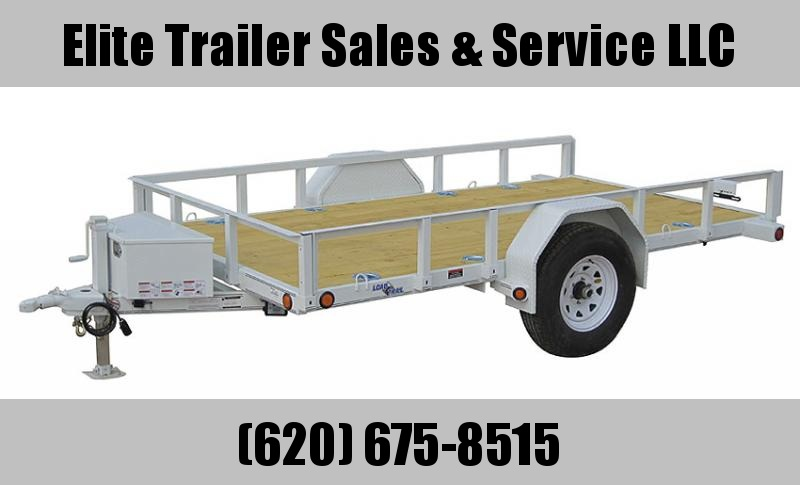 2020 Load Trail SB03 - Single Axle Landscape 72 x 12 Utility Trailer