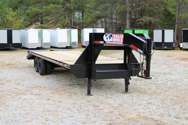 2020 Trailer World GH830 Flatbed Trailer