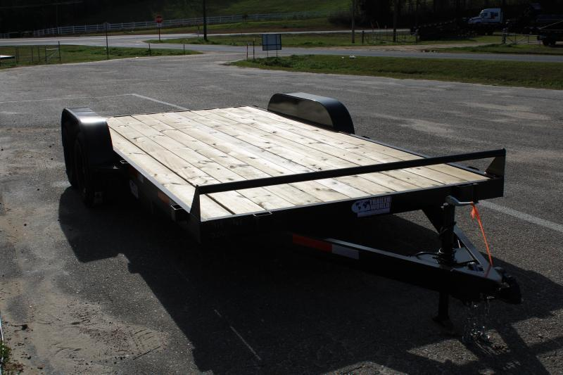 Trailer World 7'X20' 7K Car Trailer