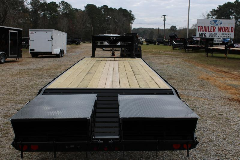 Trailer World 8'X30' 14K Flatbed Trailer