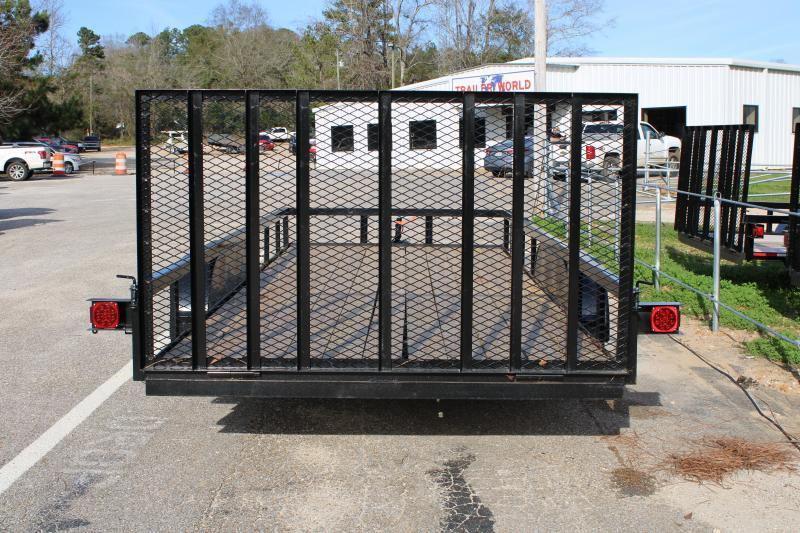 Trailer World 7'X16' 7K Utility Trailer