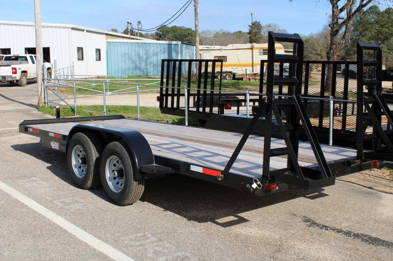 2020 Trailer World EEL720 10K Equipment Trailer