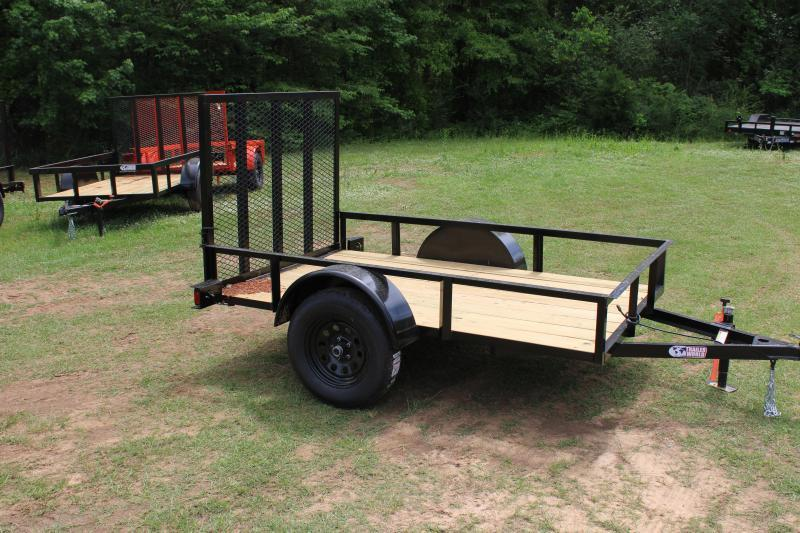 Trailer World 5'X8' 3.5K Medium Duty Utility Trailer