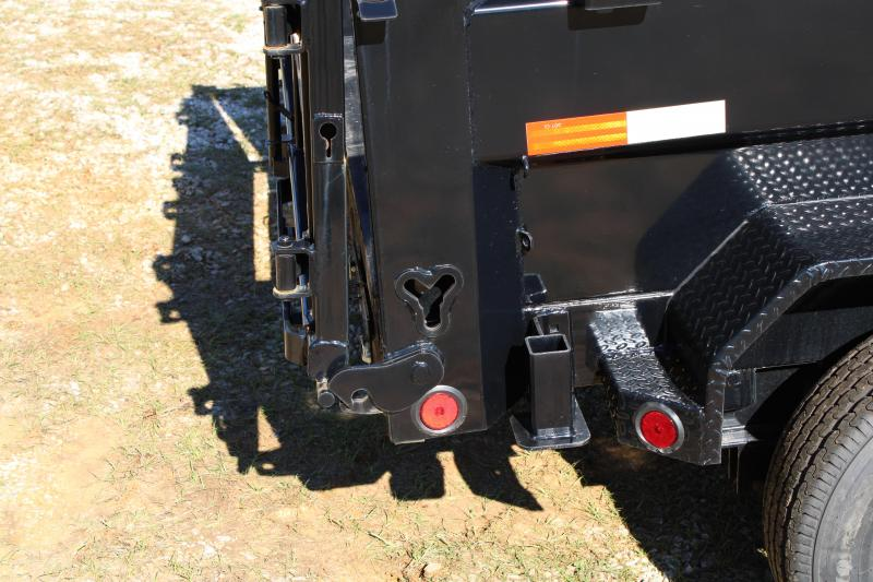 Iron Bull 6' X 12' Tandem Axle 10K Dump Trailer