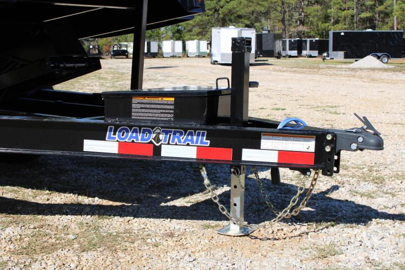 Load Trail 6' X 12' 10K Tandem Axle Dump Trailer