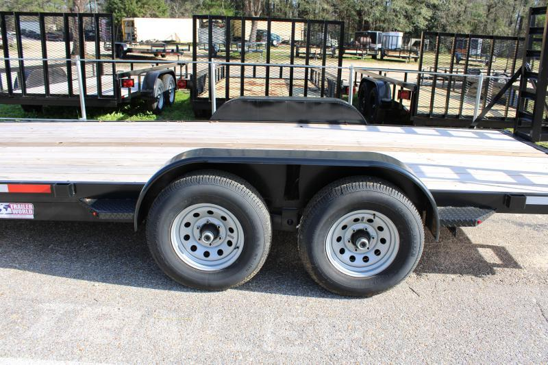 2020 Trailer World EEL718 10K Equipment Trailer